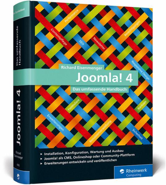 Joomla! 4 von Richard Eisenmenger