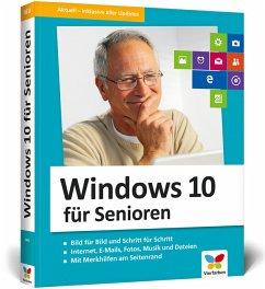 Windows 10 für Senioren - Rieger, Jörg; Menschhorn, Markus