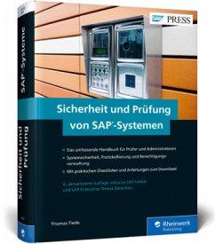 Sicherheit und Prüfung von SAP-Systemen - Tiede, Thomas