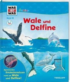 Wale und Delfine / Was ist was junior Bd.26 - Oftring, Bärbel