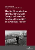 The Self-immolation of Oskar Brüsewitz Compared to Other Suicides Committed as a Political Protest