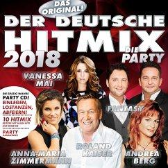 Der Deutsche Hitmix 2018 - Diverse