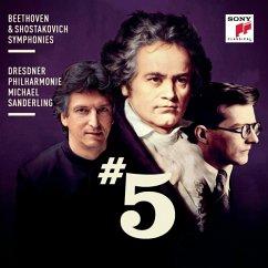 Sinfonien 5 - Sanderling,Michael/Dresdner Philharmonie