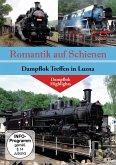 Romantik Auf Schienen-Dampflok Treffen In Luzna
