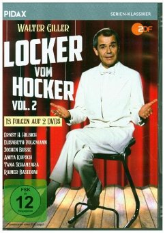 Locker vom Hocker, Vol. 2 (2 Discs) - Locker Vom Hocker,Vol.2