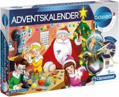 Galileo - Adventskalender 2018