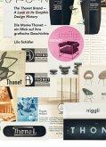 The Thonet Brand - A Look at its Graphic Design History\Die Marke Thonet - ein Blick auf ihre grafische Geschichte