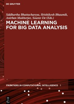 Machine Learning for Big Data Analysis