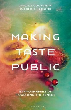 Making Taste Public: Ethnographies of Food and ...