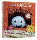 Spinderella, w. soft spider toy