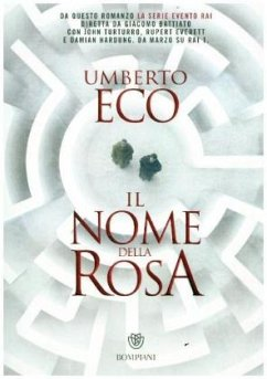 Il nome della rosa - Eco, Umberto