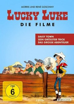 Daisy Town, Sein grösster Trick, Das grosse Abenteuer DVD-Box - Diverse