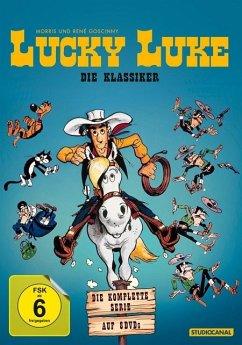 Lucky Luke - Die Klassiker - Die komplette Serie DVD-Box