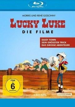 Daisy Town, Sein grösster Trick, Das grosse Abenteuer BLU-RAY Box - Diverse