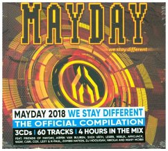 Mayday 2018-We Stay Different - Diverse