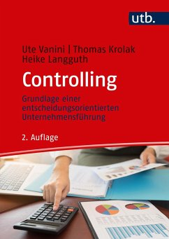 Controlling - Vanini, Ute; Langguth, Heike; Krolak, Thomas