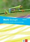 Markl Biologie Oberstufe. Arbeitsheft Genetik und Immunbiologie Klassen 10-12 (G8), Klassen 11-13 (G9)