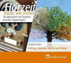 Frühling, Sommer, Herbst und Winter, Audio-CD - Schön, Christine