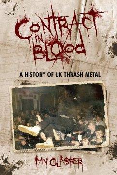 Contract In Blood - Glasper, Ian