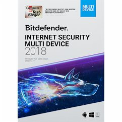 Bitdefender Internet Security Multi-Device 10 Geräte / 36 Monate 10 User / 12 Monate (Download für Windows)
