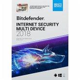 BitDefender Internet Security Multi-Device 10 Geräte / 24 Monate 10 User / 12 Monate (Download für Windows)