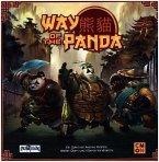 Asmodee PSGD0002 - Way of the Panda, Brettspiel, Strategiespiel, Fantasyspiel