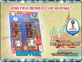 Fifa World Cup Russia 2018 - Trading Cards Multipack