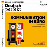 Deutsch lernen Audio - Kommunikation im Büro (MP3-Download)