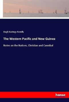 The Western Pacific and New Guinea