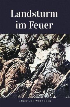 Landsturm im Feuer (eBook, ePUB) - Wolzogen, Ernst Von