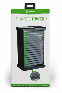 Snakebyte Xbox One Charge:Tower Black