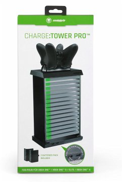 Snakebyte Xbox One Charge:Tower Pro Black