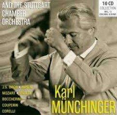 And The Stuttgart Chamber Orchestra - Munchinger,Karl