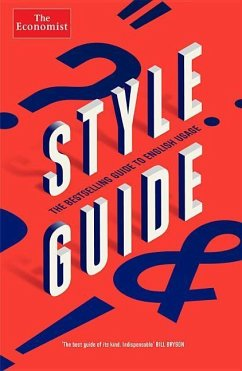 Style Guide - The Economist