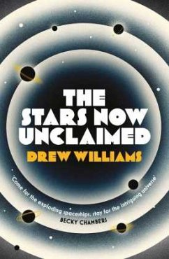 The Stars Now Unclaimed - Williams, Drew