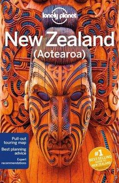 New Zealand - Lonely, Planet; Rawlings-Way, Charles; Atkinson, Brett