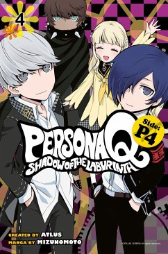 Persona Q: Shadow Of The Labyrinth Side: P4 Vol...