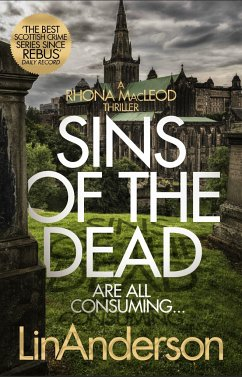 Sins of the Dead - Anderson, Lin