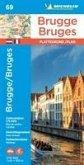 Bruges- Michelin City Plan 69