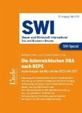 SWI-Spezial, Die österreichischen DBA nach BEPS