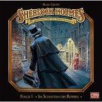 Sherlock Holmes - Die geheimen Fälle des Meisterdetektivs, Folge 1: Im Schatten des Rippers (MP3-Download)