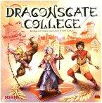 Asmodee NSKD0011 - Dragonsgate College, Strategiespiel, Familienspiel, Brettspiel