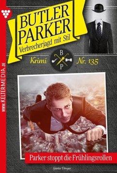 Butler Parker 135 ? Kriminalroman (eBook, ePUB)