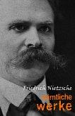 Friedrich Nietzsche: Sämtliche Werke und Briefe (Kritische Gesamtausgabe) (eBook, ePUB)