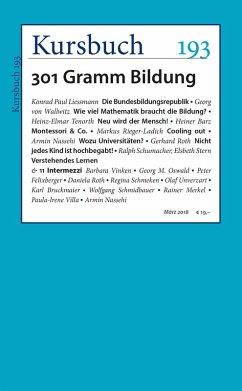 Kursbuch 193 (eBook, ePUB)