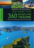 360 Neuseeland-Träume (eBook, ePUB)