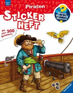 Piraten Stickerheft