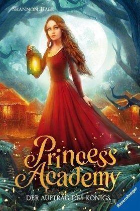 Buch-Reihe Princess Academy