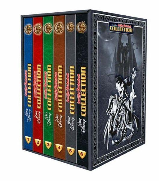 Lustiges Taschenbuch Collection Box (6 Bände im Schuber)