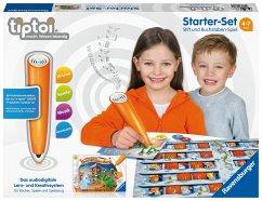 tiptoi® Starter-Set Schatzsuche in der Buchstabenburg